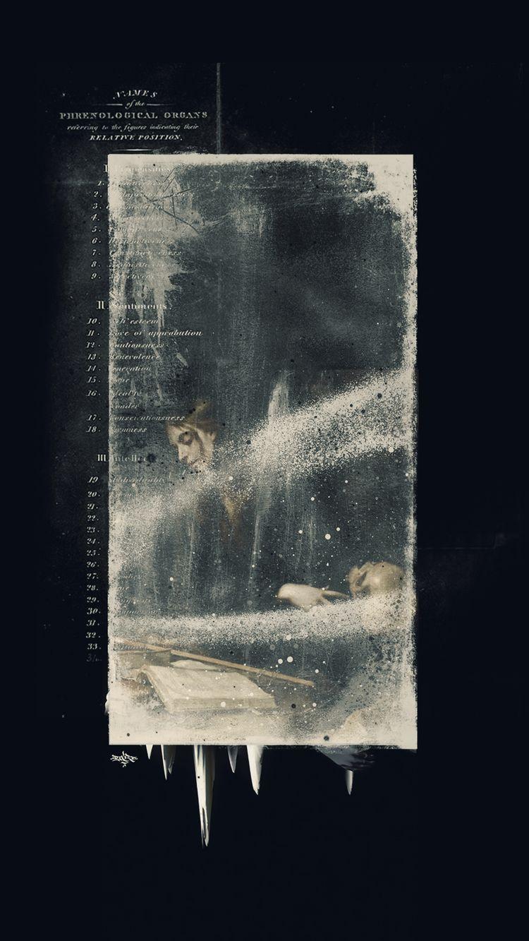 Untitled 1/3 Digital Collage - Graphic - enoz | ello