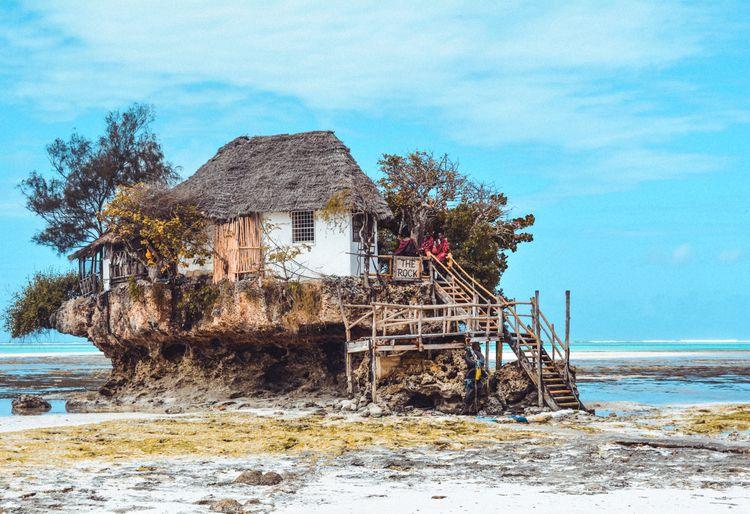 Rock restaurant Zanzibar famous - petrovalex | ello