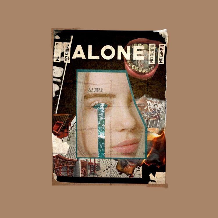Billie Eilish collage - sekoelekatlego | ello