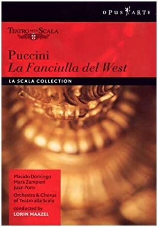 Puccini: Fanciulla Del West / M - losermarxdr | ello