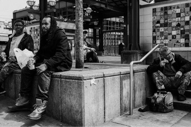 streetphotography, street, blackandwhite - ryanmckinney | ello