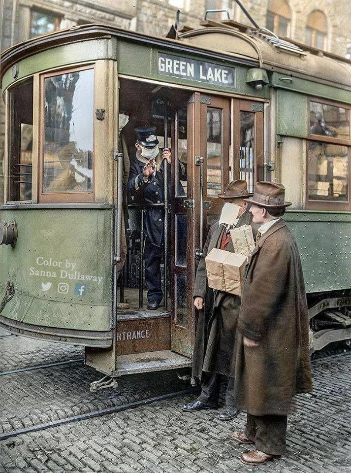 streetcar conductor Seattle all - oldendaze | ello
