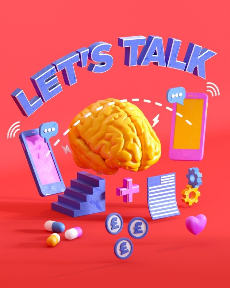 Awareness Week, times talk - MentalHealth - hashmukh | ello