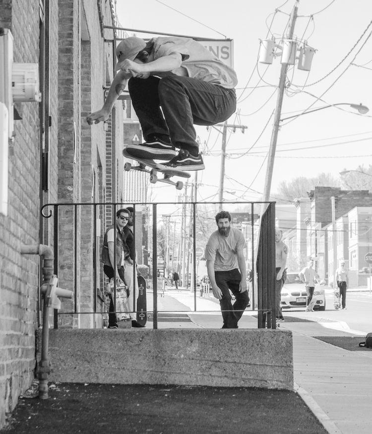 Kyle Trace, Ollie Albany, York  - mp-yoon | ello