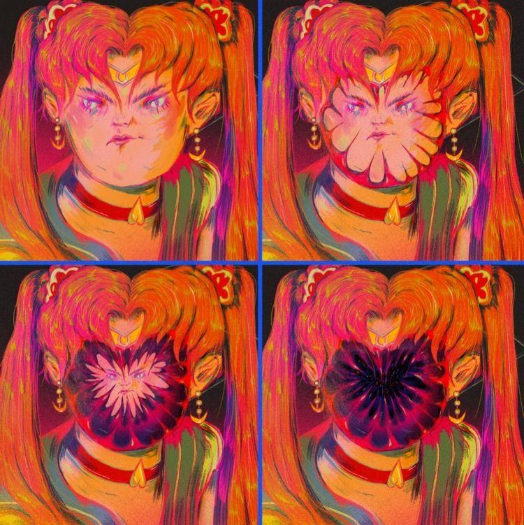 Sailor Moon Redraw: