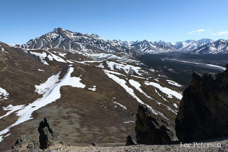 Double Mountain Peak 3992 Denal - lwpetersen | ello