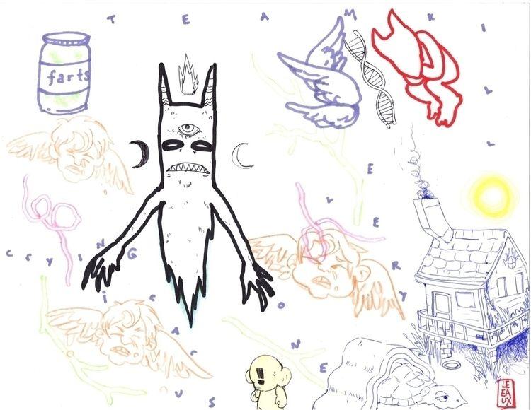 part reference doodles - artcvlt - leeaux | ello