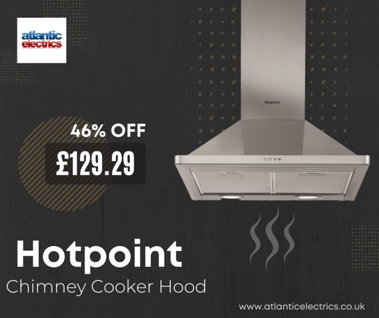 Hotpoint Chimney Cooker Hood Pr - electricsatlantic | ello