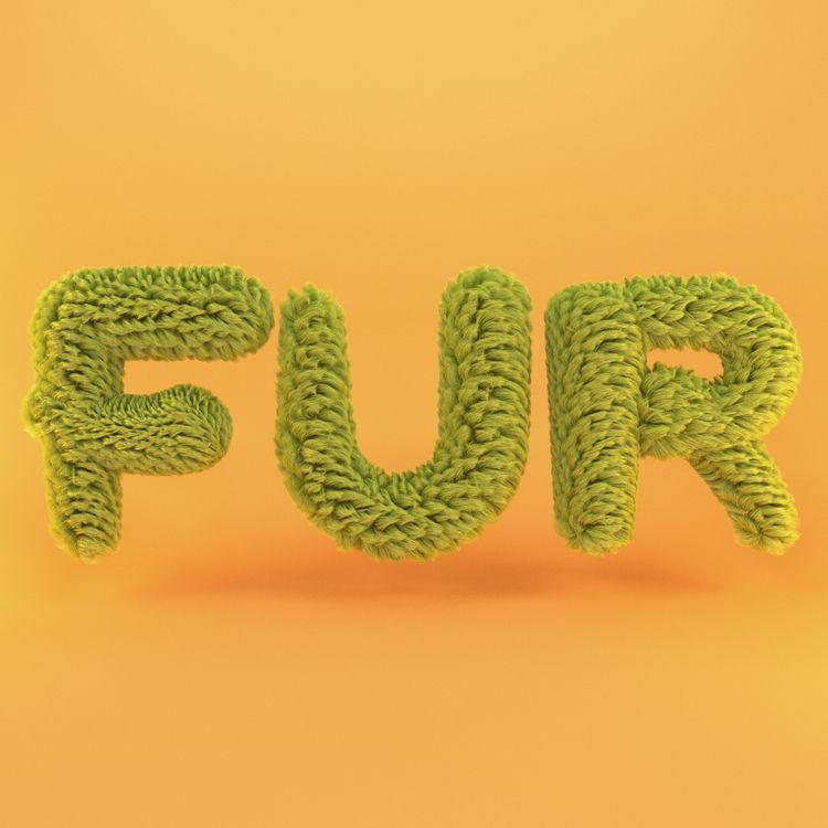 Fur mdcommunity - cinema4d, c4d - kshitijmehra | ello