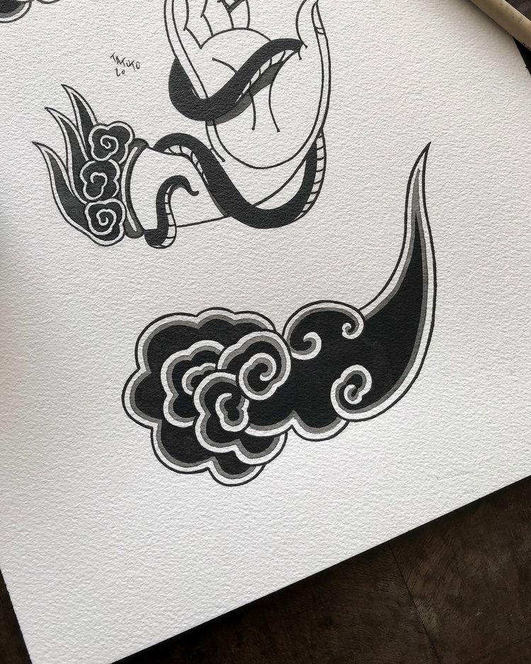 Instagram nico.tatuto 2020:05 - tattoo - nico_tatuto   ello