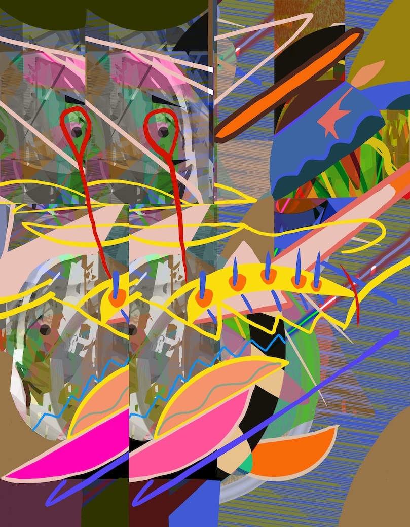 Safe 2020, digital painting, 18 - tonyvandenboomen | ello