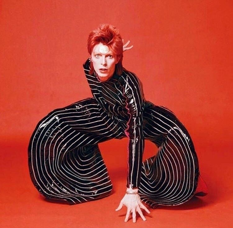 David Bowie colors - bowie | ello