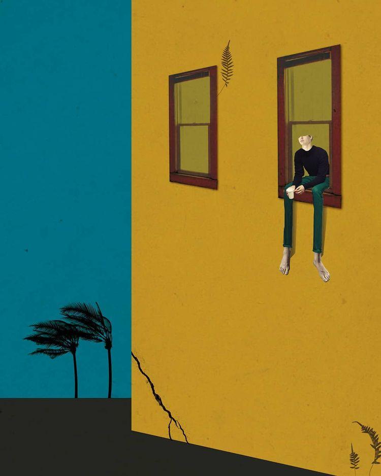 'Isolation' series Marcos Guino - inag | ello