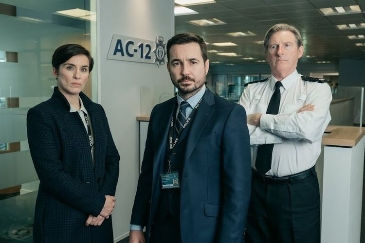 british tv crime series Line Du - achilles_shadow | ello