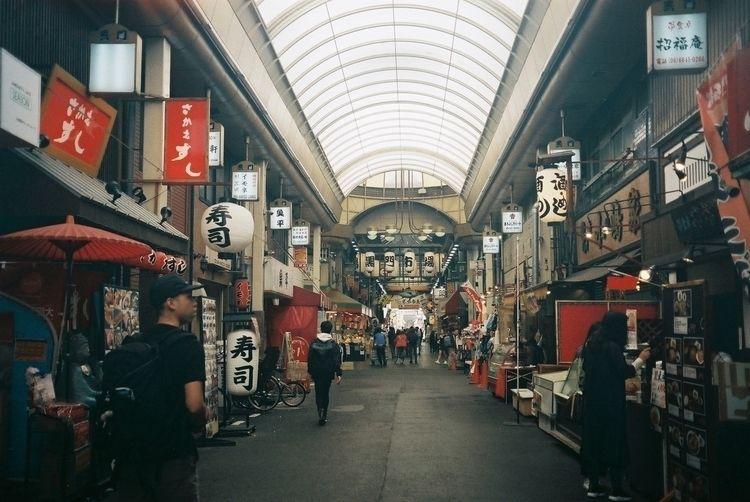 2019 Japan vac month - Osaka, Kuromonichiba - pon065 | ello