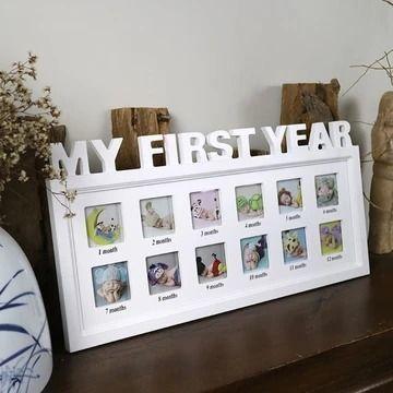 KbnMart Creative DIY Month Baby - kbnmart | ello