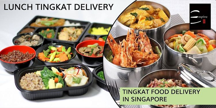 Lunch Tingkat Delivery , Food S - empirefoodcatering | ello