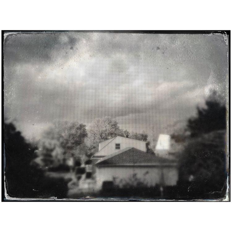 clouds black white - blackandwhite - dkellyphotography | ello