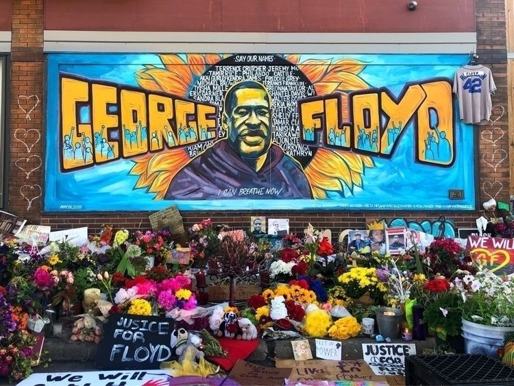 Rest power, George Floyd - georgefloyd - cadex | ello