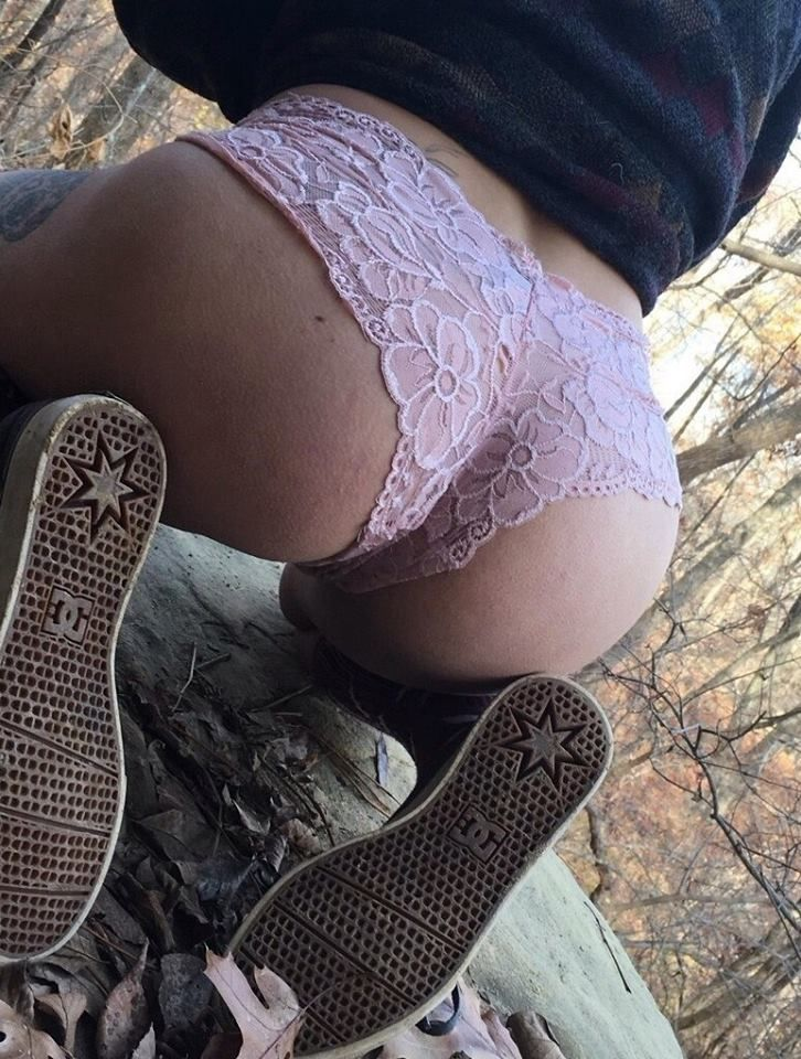 ass, underwear, cute, nature - ruinedcarpet | ello