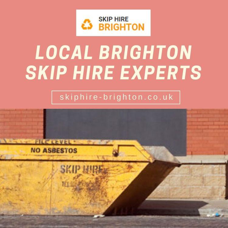 hire mini skips Brighton. Skiph - skiphirebrighton   ello