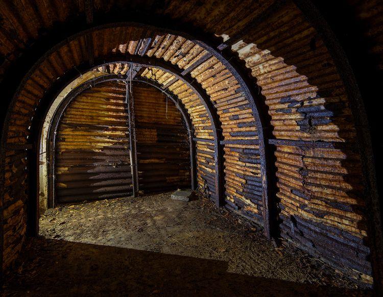 shot air raid shelter nights Pe - forgottenheritage   ello