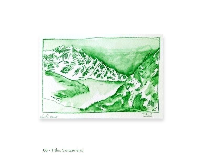 50 drawings, 5 days, colors. eq - ivalera | ello