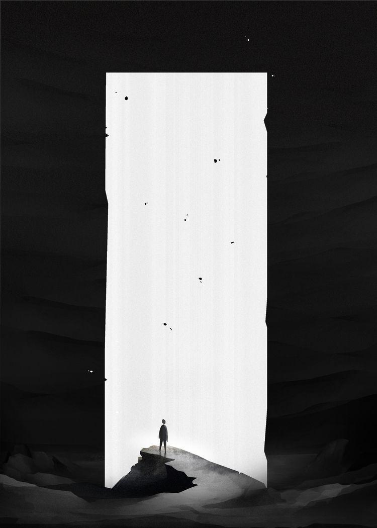 lonely man hill - Rofeu Instagr - rofeu | ello