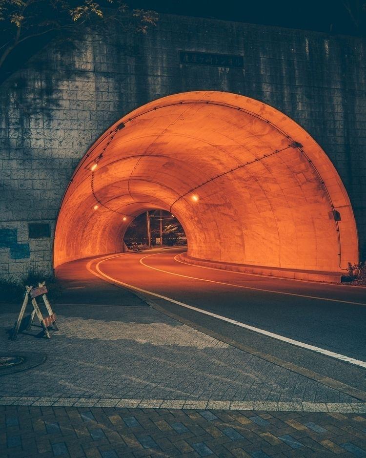 Enter tunnel...  - 富士山, kawaguchiko - fokality | ello