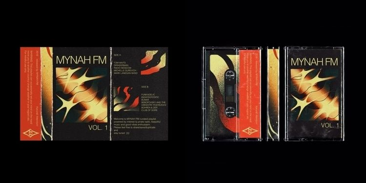 playlist design MYNAH FM. Enjoy - radiokoko   ello