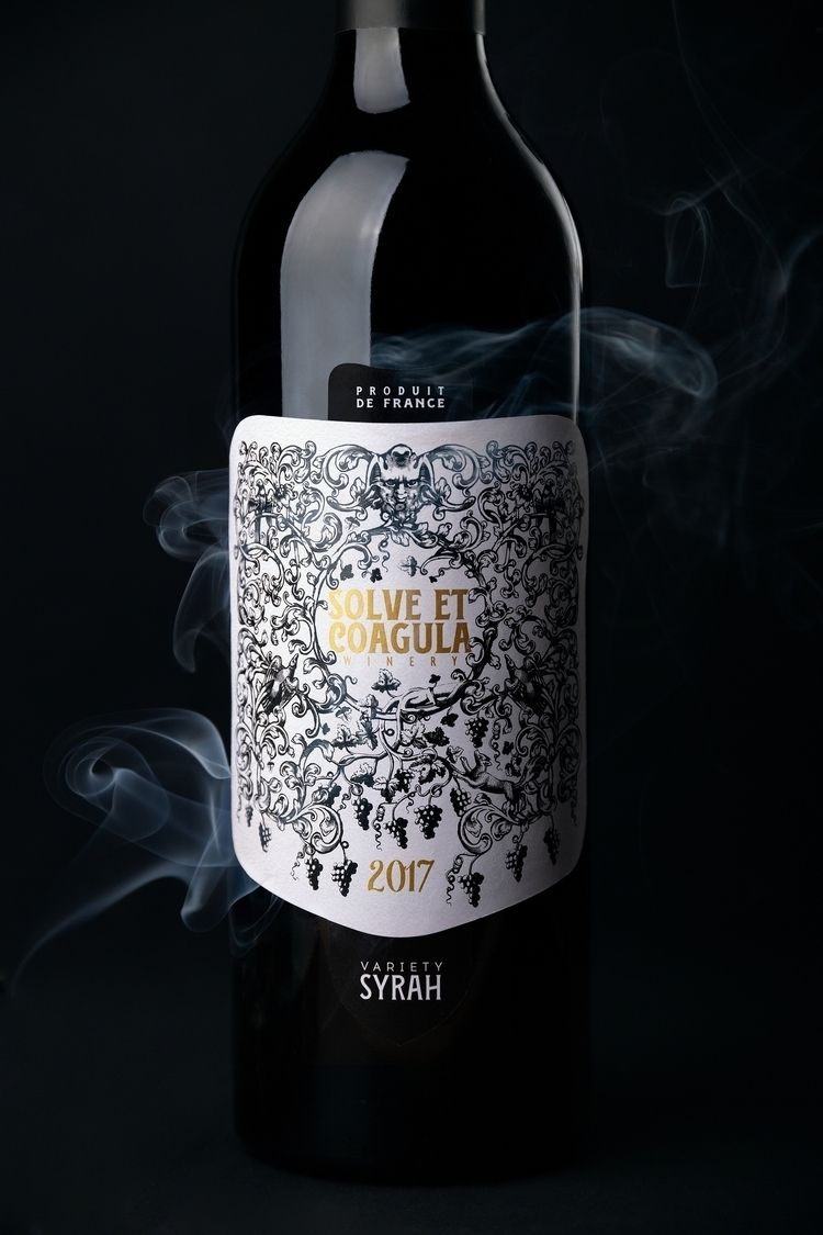 Salve Coagula Winery turns wate - foxtrotstudio | ello
