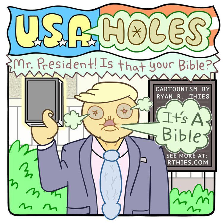 Proptologist United States - Potus - rthies | ello