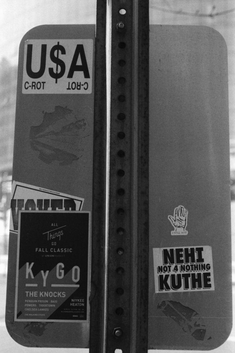 series stickers Washington, DC  - jeophotos | ello