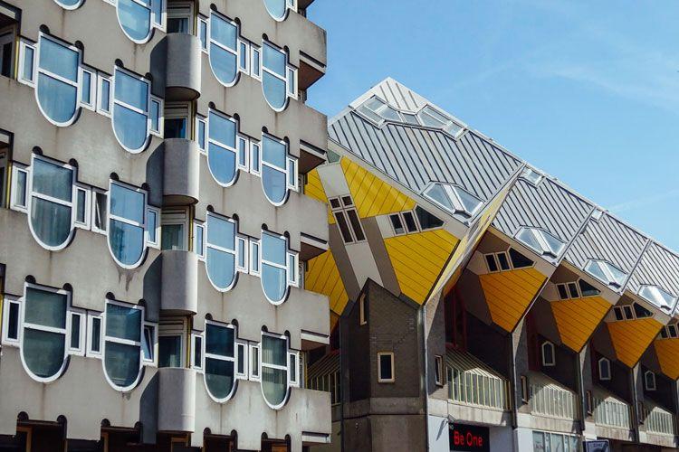 lockdown, travelled Rotterdam p - futurepositive | ello