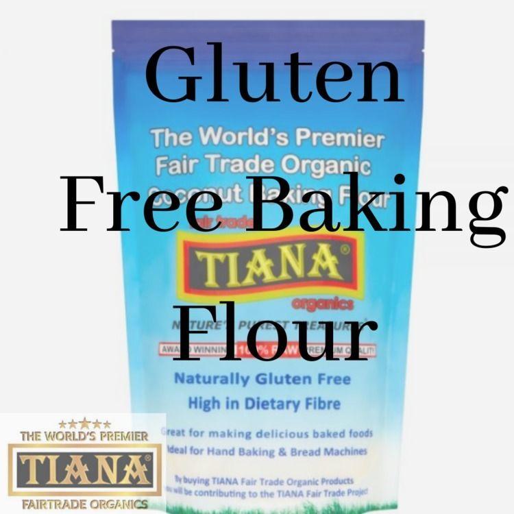 Tiana Organics Gluten-Free Baki - tianaorganics | ello