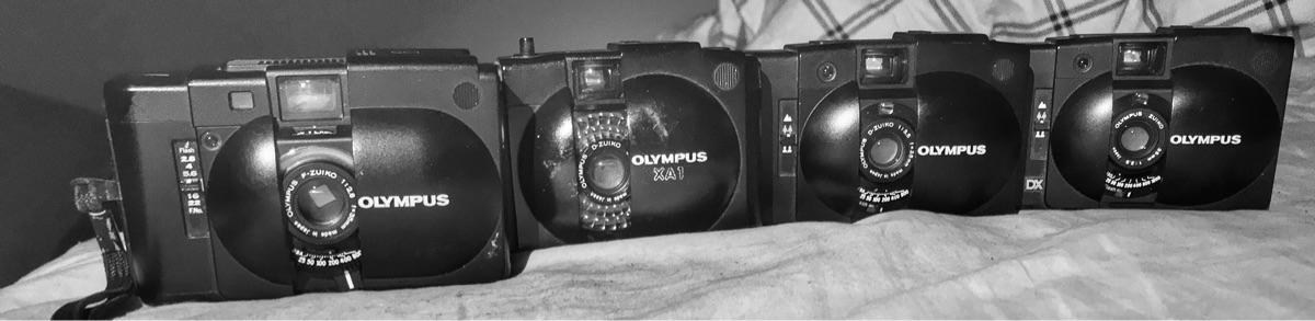 Olympus XA, XA1, XA2 XA3. (iPho - paulbines | ello