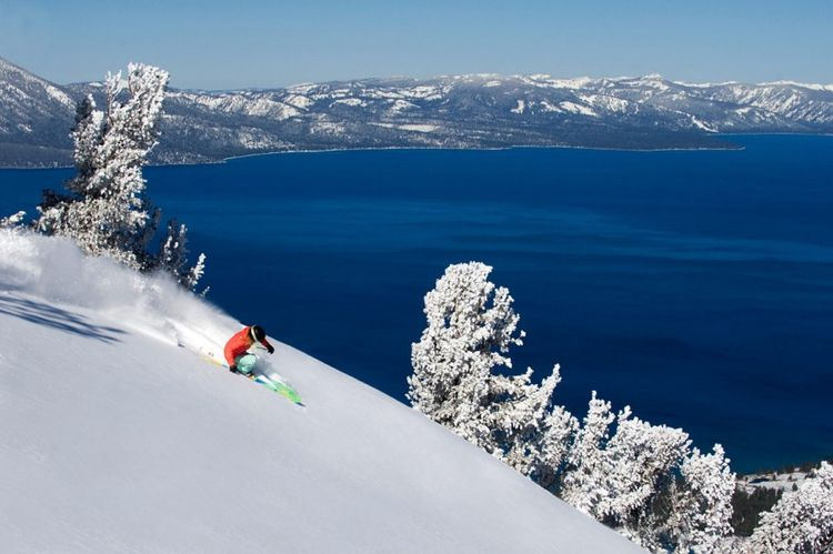 places Skiing winter USA coming - outdoortravelpassion | ello