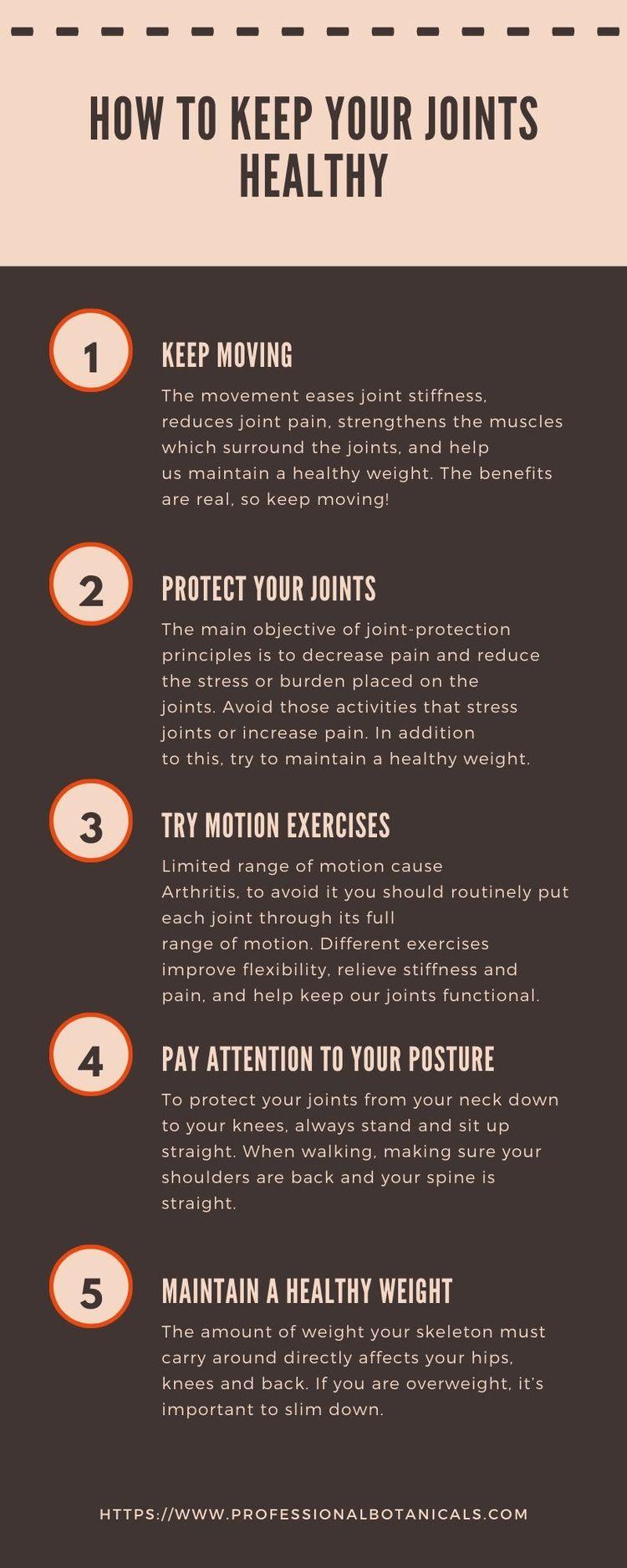 maintain improve joint health,  - professionalbotanicals | ello