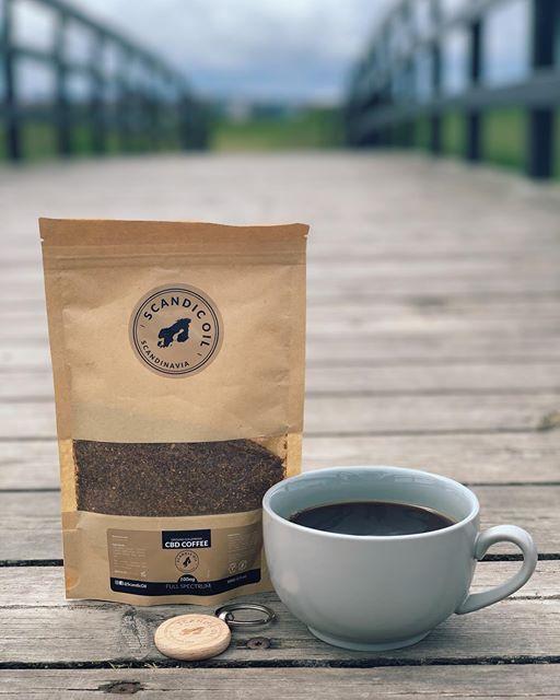 Goodness CBD Coffee Tea Reducin - scandicoil | ello