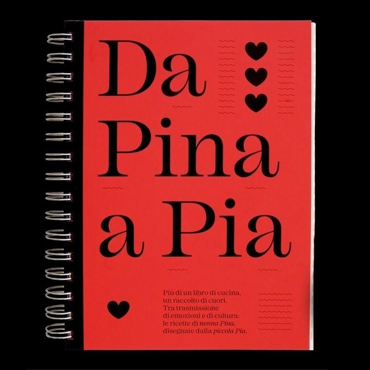 Da Pina Pia // Editorial · inte - studiomirage | ello