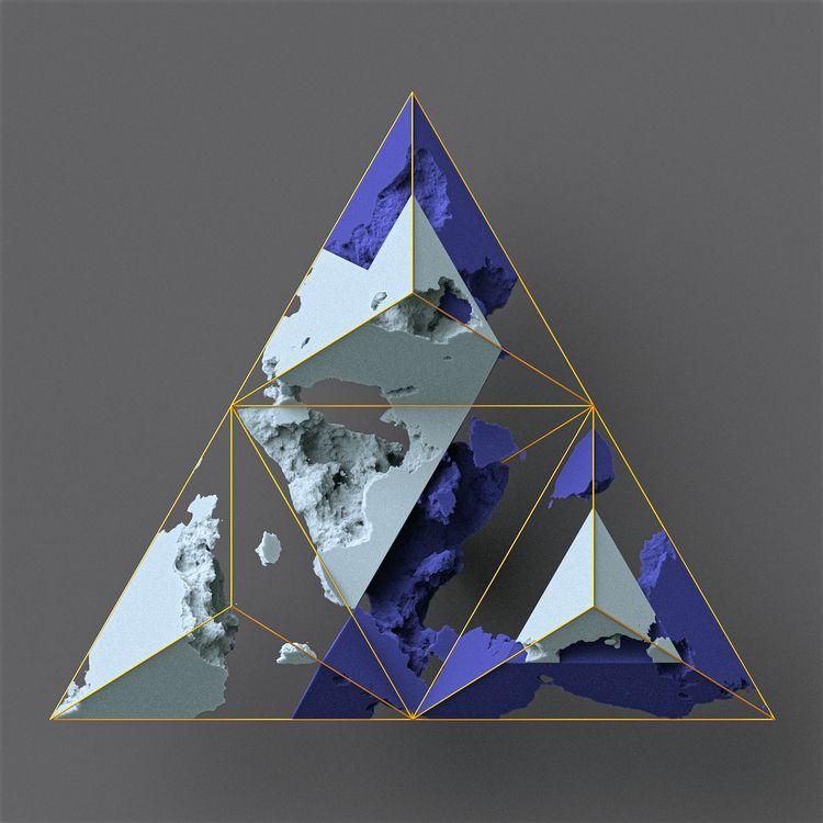 Triforce. artgrab.co licensing - ionsounds | ello