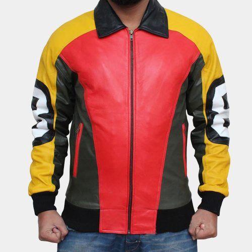8 Ball Leather Jacket – Bomber  - mrstyless | ello