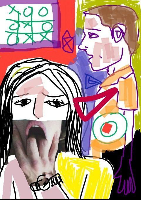 Artwork represent Pride Month L - odinelpierre | ello