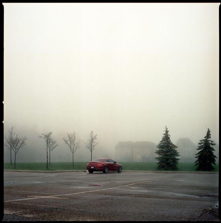 Modern Futurism caught fog subu - brjannbb | ello