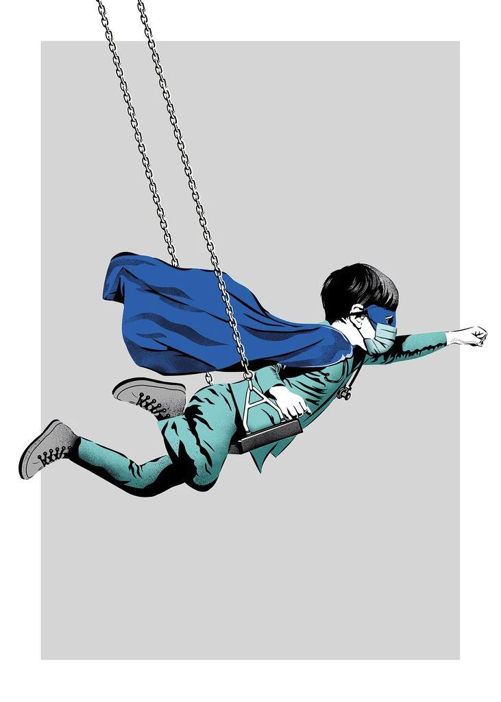 'Dreamer - True Hero' Karl Read - geekynerfherder | ello