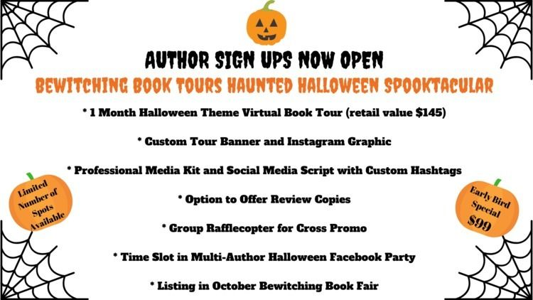 Author Sign Ups Open 2020 Haunt - roxannerhoads | ello