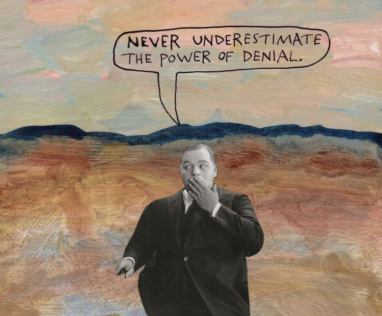 incredible power denial - stoicmike | ello