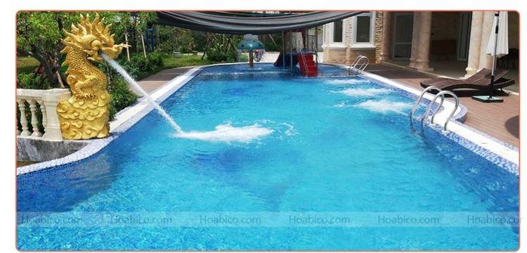 Đồ chơi bể bơi mua ở đâu để có  - hoabico   ello