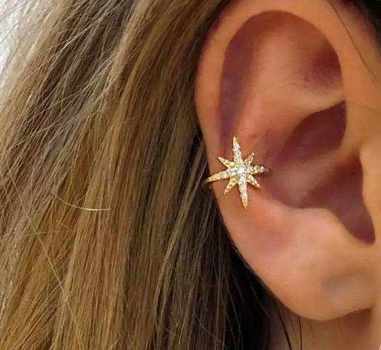 Star Ear Cuff - offering 1 piec - kreativekreations | ello