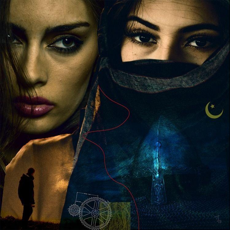 Middle Eastern beauty - tvictori | ello